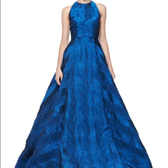 Alice + Olivia Dresses & Skirts - Alice + Olivia Teifer ball gown